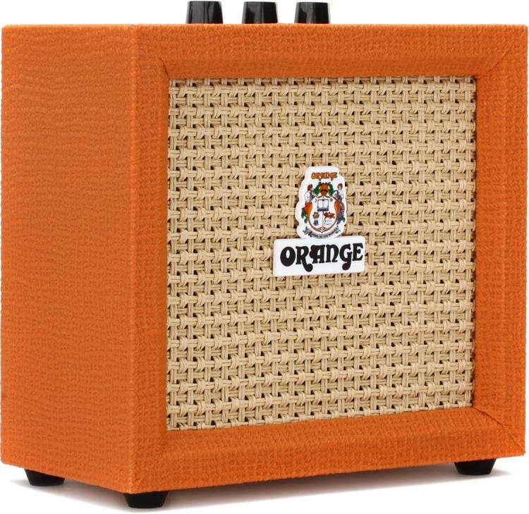 Orange Portable Amps