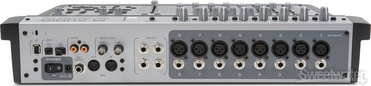 m audio project mix drivers