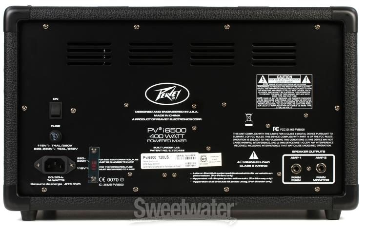 Peavey PVi 6500 6-channel 400W Powered Mixer | Sweeer on xbox 360 remote, xbox 360 software, at&t u-verse tv wireless receiver, xbox 360 color, 360 wireless controller receiver, xbox 360 antenna, xbox 360 wiring harness, xbox 360 console, wireless headset receiver, xbox 360 manual, xbox 360 on the go, xbox 360 switch, xbox 360 monitor, 2.4 ghz wireless receiver, xbox 360 microphone, 360 wireless gaming receiver, sony wireless receiver, xbox 360 speaker, xbox wireless controller receiver, xbox 360 rechargeable controller,
