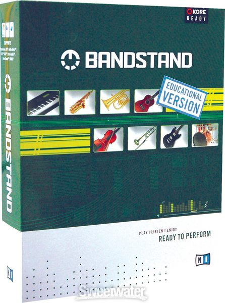 Bandstand - Academic Version 15 License Pack