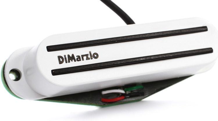 DiMarzio DP186 Cruiser Neck Pickup White