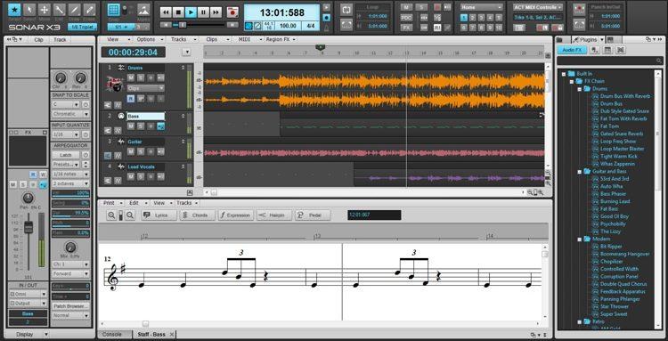 SONAR X3 (download)