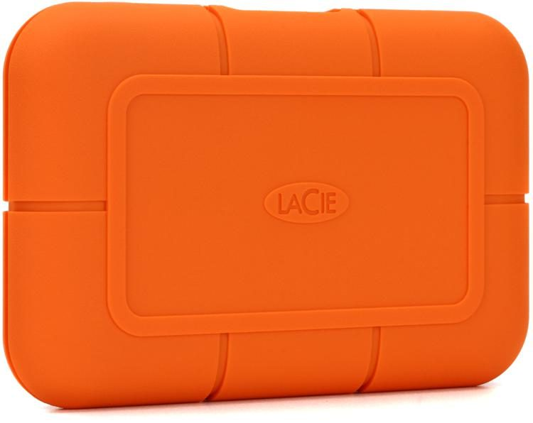 Lacie Rugged Ssd 2tb Usb C Solid State Drive Sweetwater