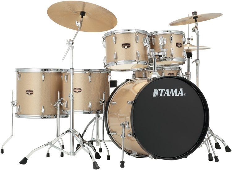 Tama Imperialstar Complete Drum Set