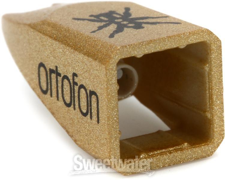 Ortofon Qbert Stylus Gold Anniversary Replacement | Sweetwater