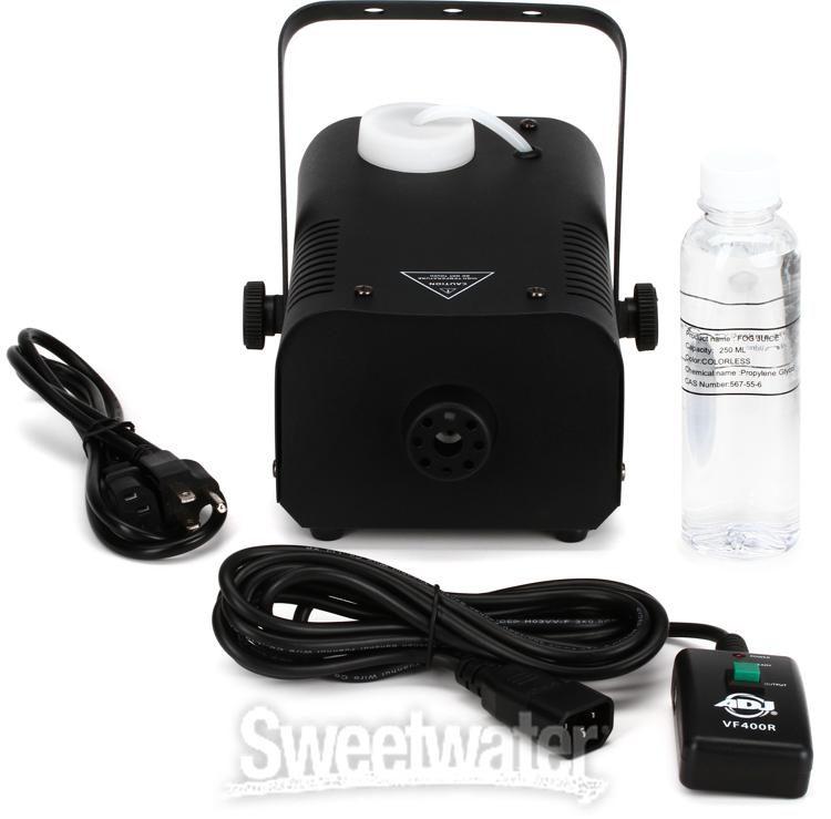 ADJ VF400 Portable Fog Machine (3,000 CFM) | Sweetwater
