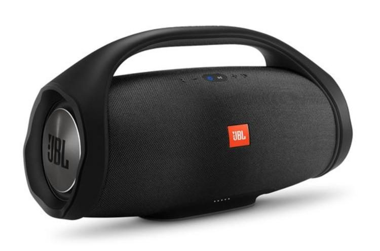 5fd035b20 JBL Lifestyle Boombox Bluetooth Speaker - Black. Portable Wireless ...