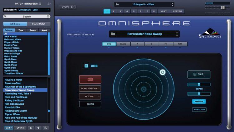 Omnisphere 2 with G-DRIVE slim 500GB