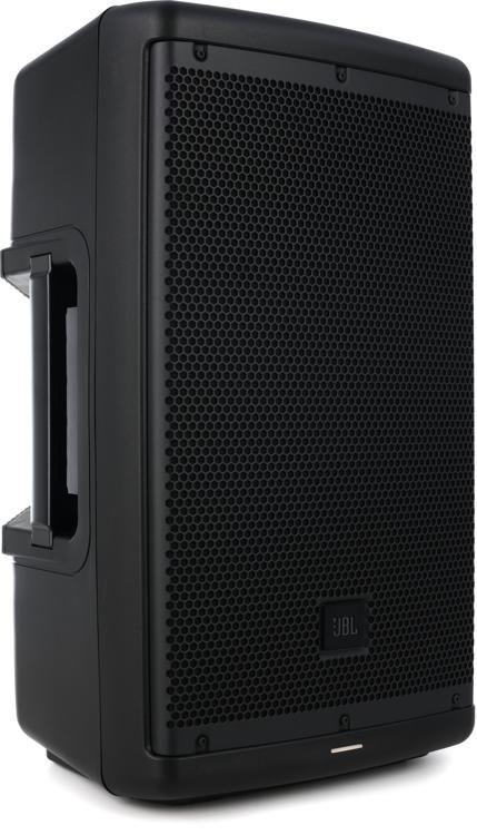 jbl eon610 1000w 10 powered speaker sweetwater rh sweetwater com JBL Subwoofer Boxes JBL 160 Subwoofer Specs