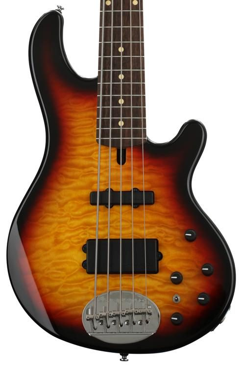 Skyline 55-02 Deluxe - 3-Tone Sunburst with Laurel Fingerboard