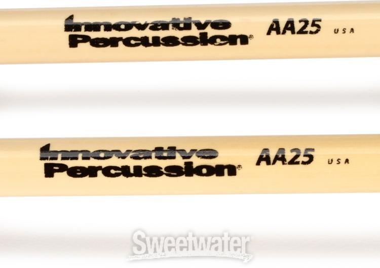 Innovative Percussion AA25 Anders Astrand Signature Medium Vibraphone//Marimba Mallets