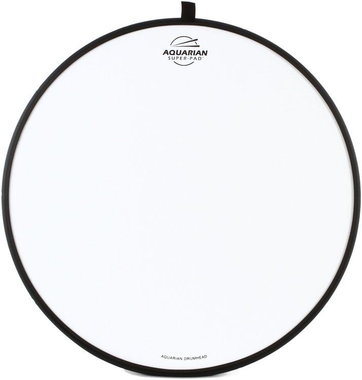 Aquarian Drumheads Super Pad Low Volume Drum Surface