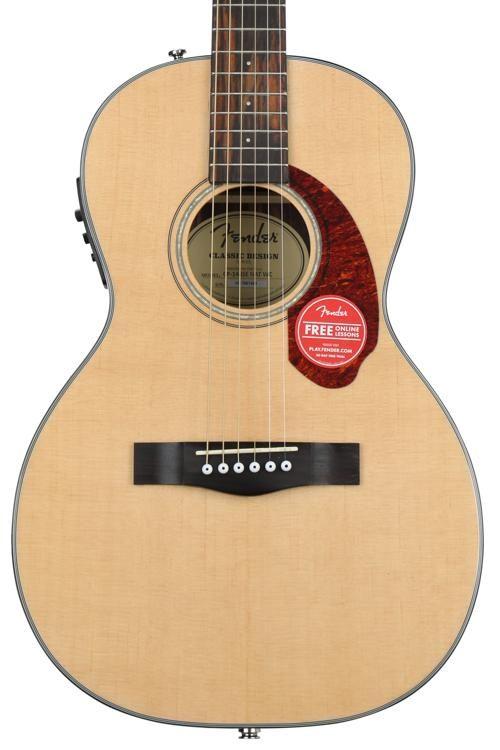 2f8b4c4e890 Fender CP-140SE - Natural. 6-string Acoustic-electric Guitar ...