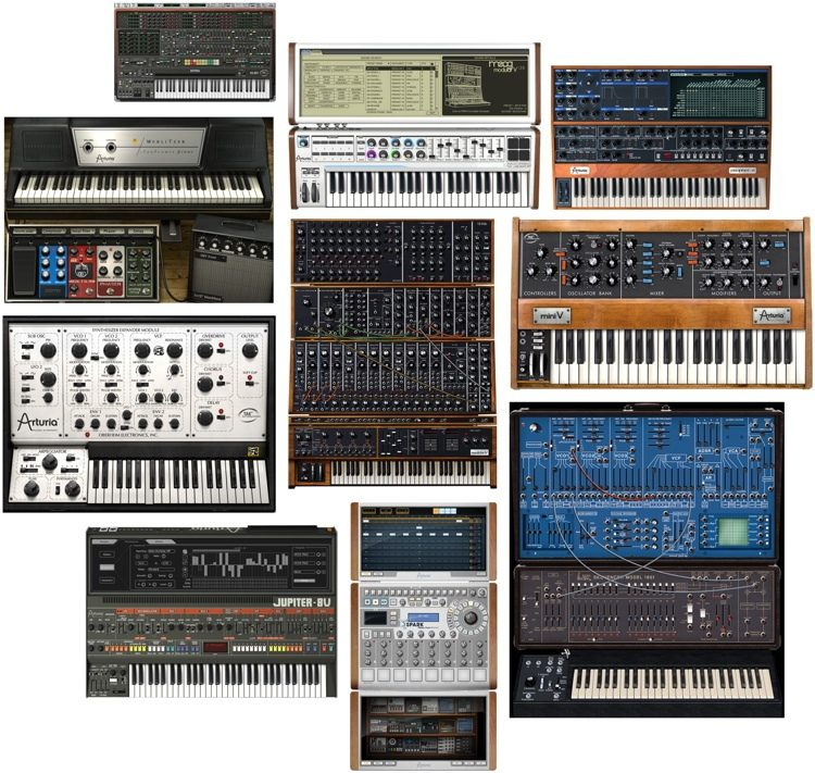 Arturia V Collection 5 2017 Overview
