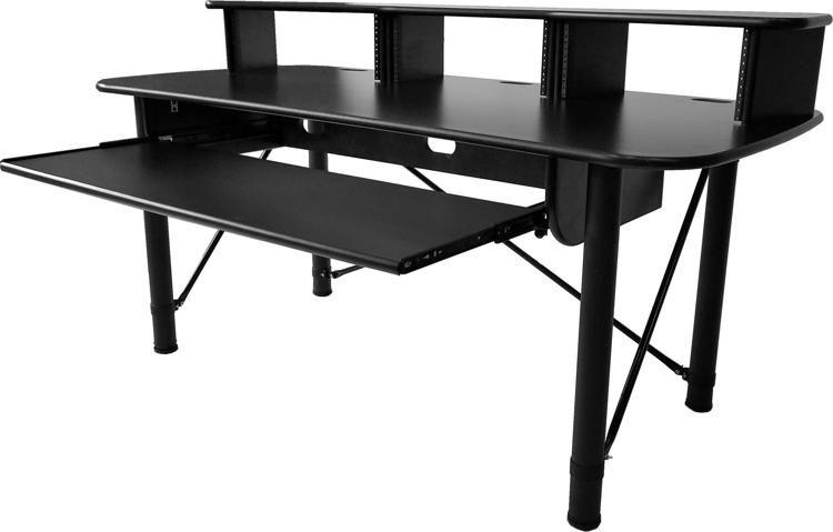 Rab Audio Prorak Mk 61 Music Production Desk Black Sweetwater