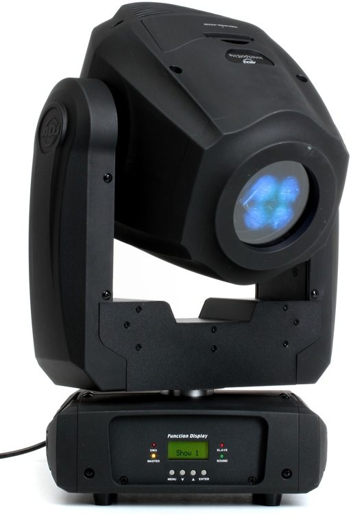 ADJ Inno Spot Elite   180W, 8 Color, Moving Head Spot Image 1