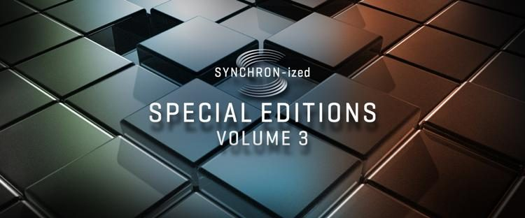 SYNCHRON-ized Special Edition Volume 3 - Appassionata and Muted Strings