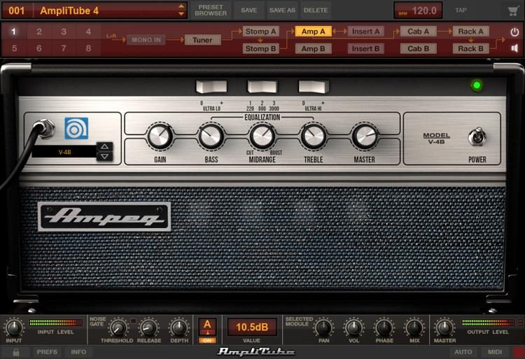 download amplitube 4 gratis
