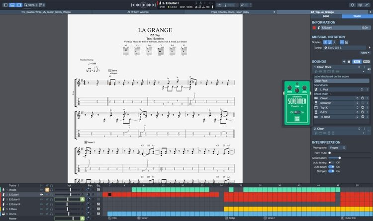 Arobas music guitar pro 6 (download) | sweetwater.