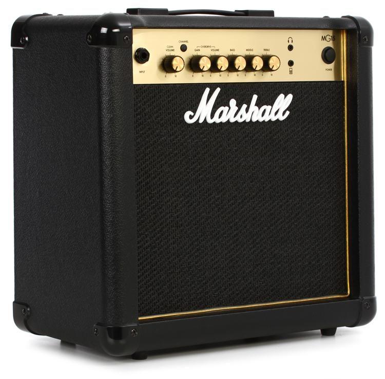 Marshall MG15 15 watt Combo Amp
