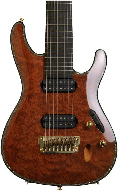 Ibanez SIX28FDBG S8 Exotic Wood Edition