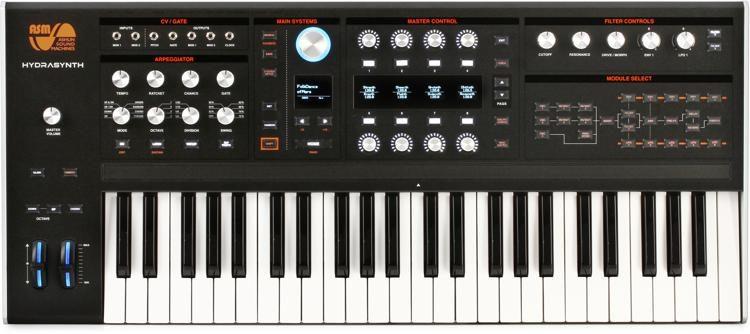 Hydra 49-key Polyphonic Wave Morphing Synthesizer
