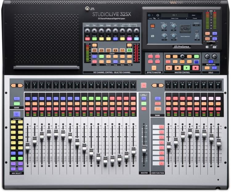 PRESONUS STUDIOLIVE DRIVERS DOWNLOAD