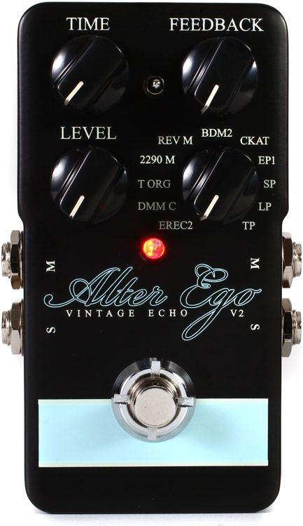 Alter Ego V2 Vintage Delay and Looper Pedal
