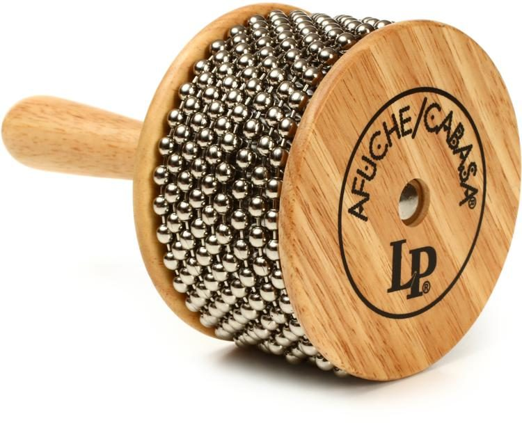 Latin Percussion LP234A Standard Afuche/Cabasa | Sweetwater