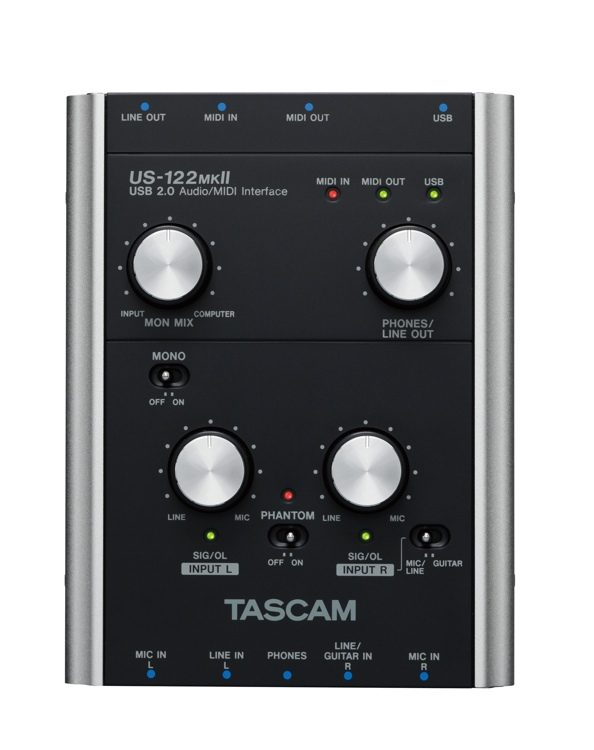 TASCAM US 122 MK2 WINDOWS 8 DRIVER