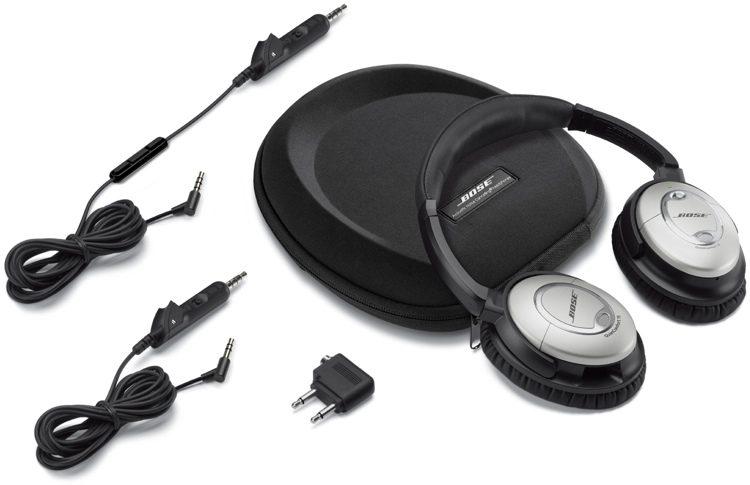 e453229da6d Bose QuietComfort 15 Around-Ear Noise-Canceling Headphones - Closed image 1