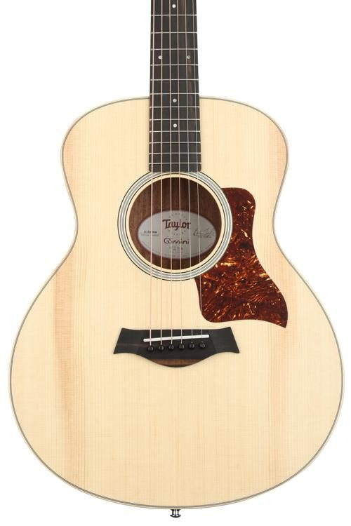 Taylor Gs Mini Rosewood Acoustic Guitar Natural Sweetwater