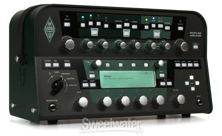 Kemper Profiler Power Head + Profiler Remote - 600-watt Profiling
