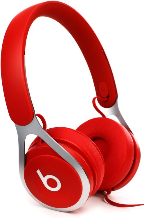 d143062205d Beats EP On-ear Headphones - Red | Sweetwater