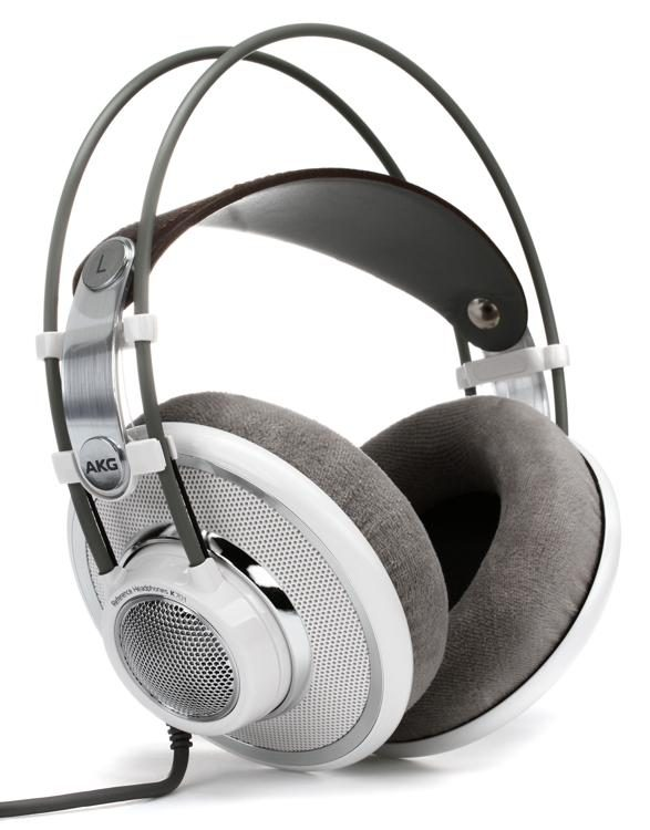 e2e90f9286d AKG K701 Open-back Studio Reference Headphones | Sweetwater