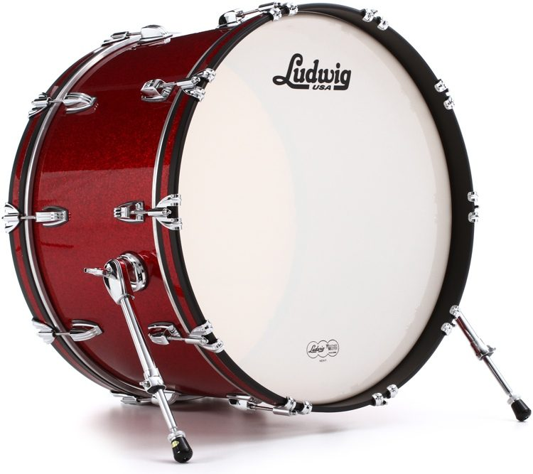 85fa24775dc8 Ludwig Classic Maple Bass Drum - 14