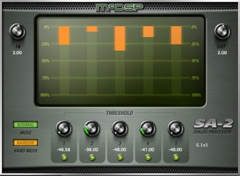 SA-2 Dialog Processor Native v6 Plug-in