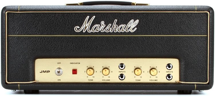 Marshall 2061X 20-watt Handwired Reissue Tube Head | Sweetwater