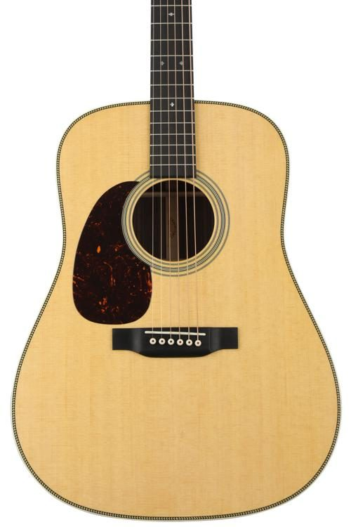 Martin Hd 28 2018 Left Handed Natural Sweetwater