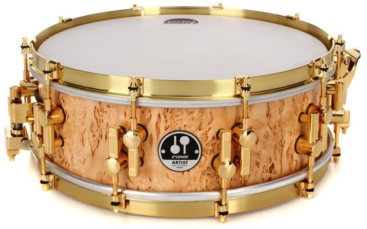 382fe3ac5070 Sonor Artist Series Maple Snare Drum - 14