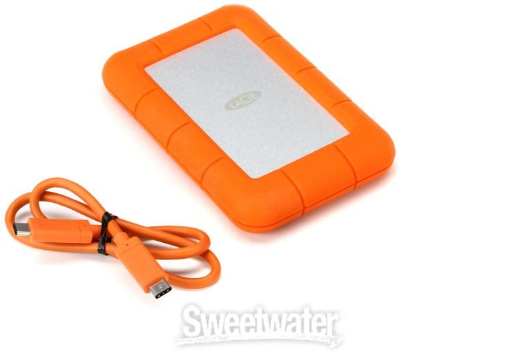 Lacie Rugged Usb C 1tb Portable Hard