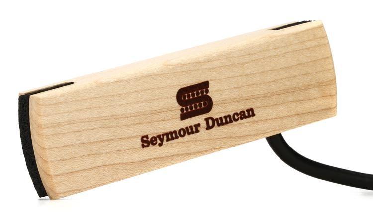 Seymour Duncan 1150030 Woody Series SC SA-3SC Single Coil Acoustic Guitar Pick