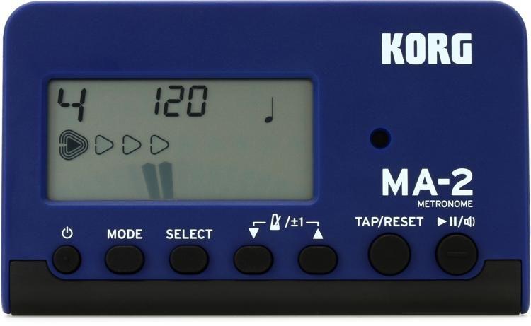 Korg MA-2 BK Metronome