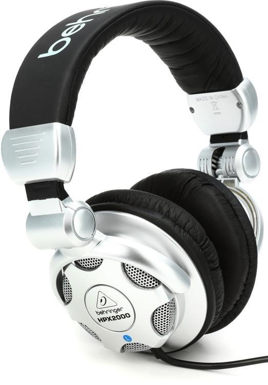 f17c9b402fa Behringer HPX2000 DJ Headphones | Sweetwater