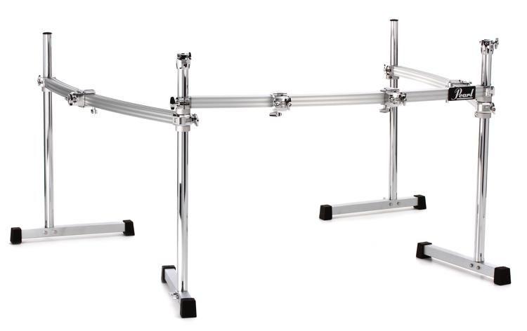 709d702b278a Pearl Icon 3-Sided Drum Rack - Curved 2018 image 1