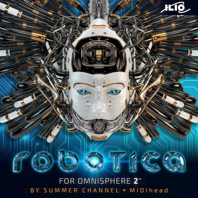 Robotica Patch Collection for Omnisphere 2