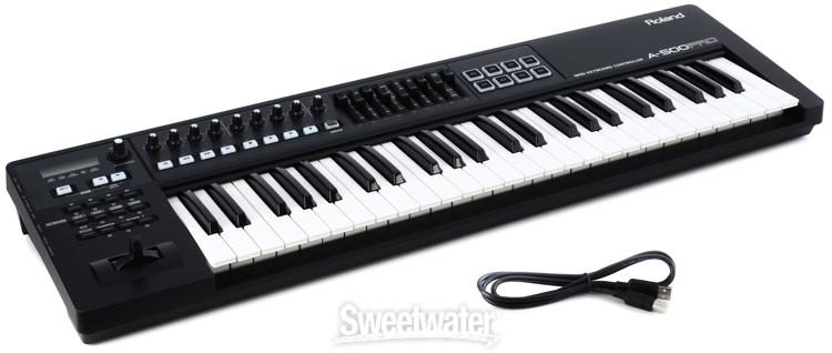 ROLAND A-500PRO MIDI KEYBOARD CONTROLLER SOUND WINDOWS 10 DRIVERS DOWNLOAD