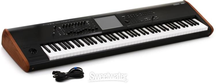 Korg Kronos 88-key Synthesizer Workstation | Sweetwater