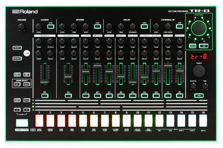 Roland TR-8 Rhythm Performer image 1 37d42d73a44d
