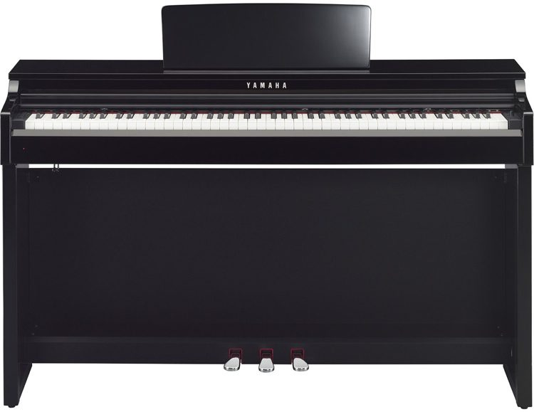 Yamaha clp 525 polished ebony